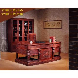 L102书桌 老东方