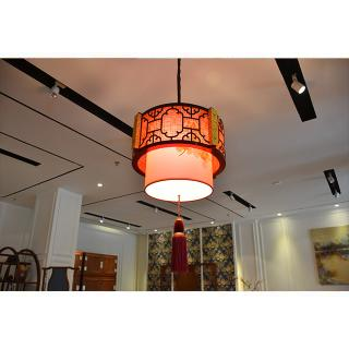 灯6 深圳观澜红木世家 中式八大系列之 古典灯饰