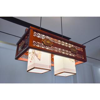 灯4 深圳观澜红木世家 中式八大系列之 古典灯饰