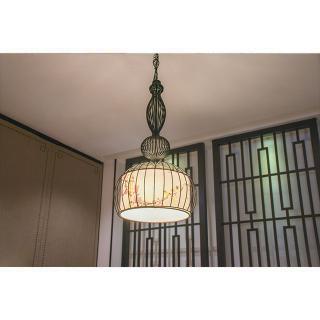 灯9 深圳观澜红木世家 中式八大系列之 古典灯饰