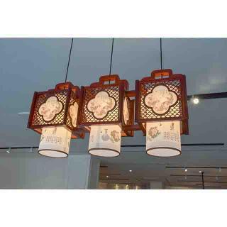 灯2 深圳观澜红木世家 中式八大系列之 古典灯饰