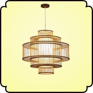 新中式古典灯饰